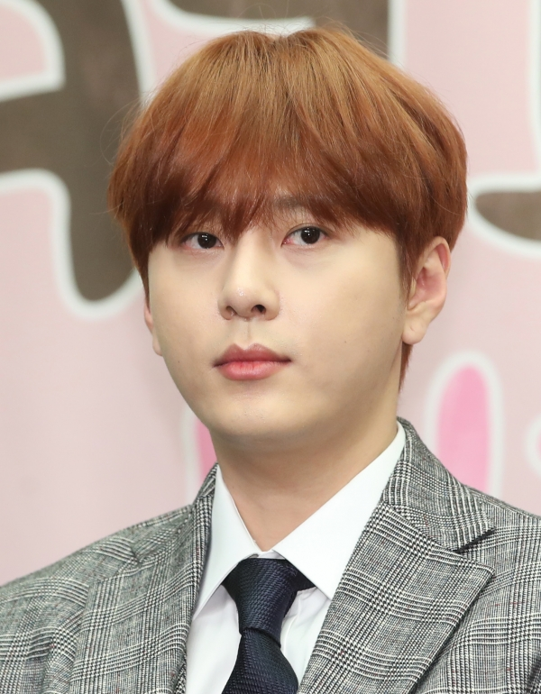 Yong Jun Hyung of Highlight © News 1