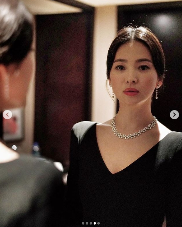 Song Hye Kyo's Instagram © News 1