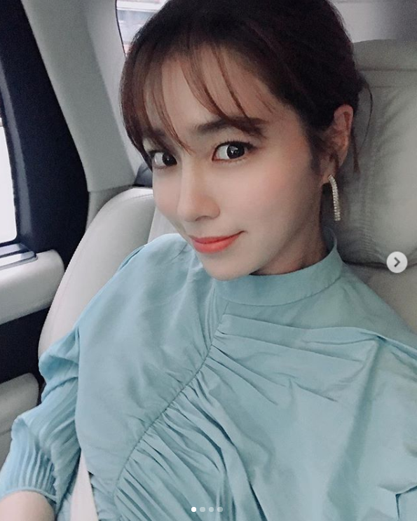 Screenshot of Lee Min Jung's Instagram © News 1